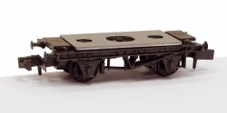 10ft Wheelbase Wagon Chassis with Steel Type Solebars and Disc Wheels