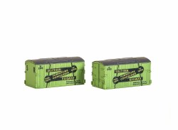 SR Furniture Removals Container (pack of 2)