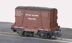 Conflat Wagin with Container F