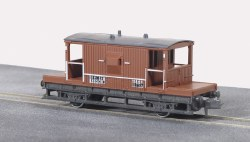 15ft Wheelbase Brake Van BR, b