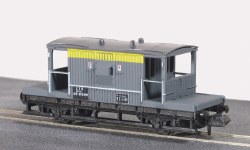 15ft Wheelbase Brake Van BR-CE