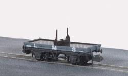 10ft Wheelbase Bolster, Wagon