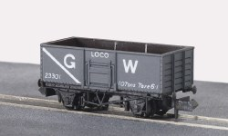 10ft Wheelbase Coal, 7 plank G