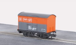 10ft Wheelbase Railfreight Box