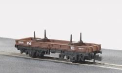 15ft Wheelbase Bolster Wagon,