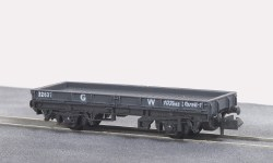 15ft Wheelbase Plate Wagon, GW