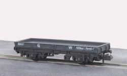 15ft Wheelbase Plate Wagon, GW