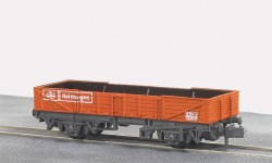 15ft Wheelbase Railfreight Tub