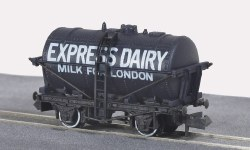 10ft Wheelbase Milk Tank Wagon