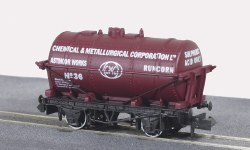 10ft Wheelbase Tnk Wagon, Chem