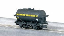 10ft Wheelbase Tanker Wagon, T