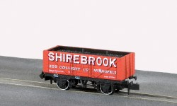 10ft Wheelbase Coal, 7 Plank,