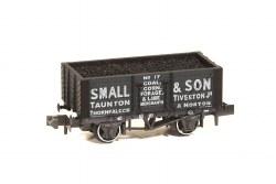 10ft Wheelbase Coal, 7 Plank 'Small & Son' Taunton