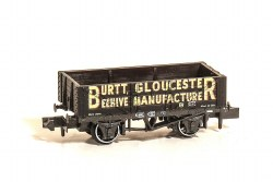 10ft Wheelbase Coal, 5 plank Burtt, Gloucester Beehive Manufacturer No. 6