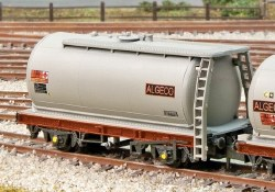 15ft Wheelbase Tank Wagon (typ