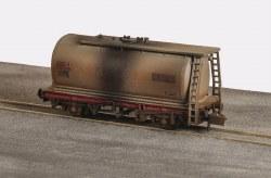 15ft Wheelbase Tank Wagon Algeco Livery Weathered