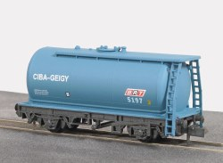 15ft Wheelbase Tank Wagon (typ