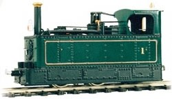 0-4-2 Beyer-Peacock Tram Locomotive Body