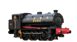 J94 Austerity Tank 8064 LNER with Original Bunker Height
