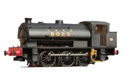 J94 Austerity Tank 8023 LNER with Original Bunker Height