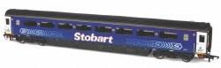 Mk3a Coach First Open (FO) Stobart Rail Pullman Service 11013