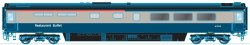 Mk3a Coach Restaurant Unclassified Buffet (RUB) BR Blue & Grey M10005