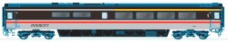 Mk3a Coach Restaurant First Modular (RFM) BR InterCity Swallow 10242