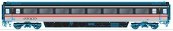 Mk3a Coach Tourist Second Open (TSO) BR InterCity Swallow 12022