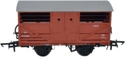 Cattle Wagon BR (ex LNER) E151872