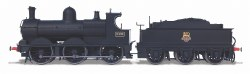 Class 2301 Deans Goods 0-6-0 BR Early Emblem 2409 DCC Sound