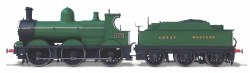 Class 2301 Deans Goods 0-6-0 'Great Western' Unlined 2475
