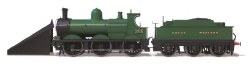 Class 2301 Deans Goods 0-6-0 'Great Western' Unlined 2534 with Snow Plough