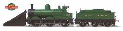 Class 2301 Deans Goods 0-6-0 'Great Western' Unlined 2534 with Snow Plough DCC Sound