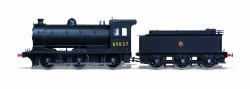 J27 BR Early No.65837