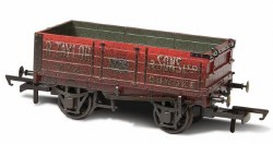 Weathered R.Taylor & Sons Ltd 4 Plank Mineral Wagon