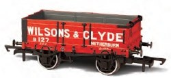 4 Plank Wagon 'Wilsons & Clyde' 127
