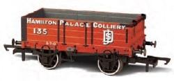4 Plank Wagon 'Hamilton Palace Colliery' 135