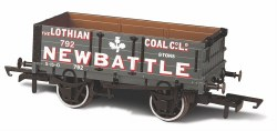 4 Plank Wagon 'Lothian Coal Co Newbattle' 792