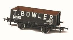 T Bowler London No101 5 Plank Mineral Wagon