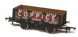 Coppice Cannock Chase No369 5 Plank Mineral Wagon