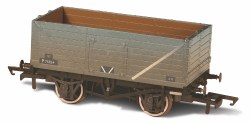 7 Plank Wagon BR Grey P75934 Weathered