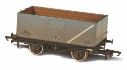 7 Plank Wagon BR Grey P72521 Weathered