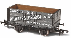 7 Plank Wagon 'Phillips, George & Co' 251