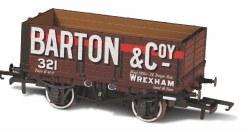 7 Plank Wagon 'Barton and Coy' 321