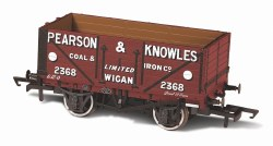 7 Plank Wagon 'Pearson & Knowles' 2368