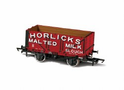 7 Plank Mineral Wagon 'Horlicks Malted Milk Slough' 8