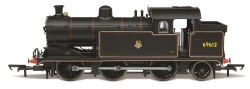 Class N7 (K85) 0-6-2T BR Early Emblem E9621 DCC Sound