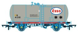 Class A Tank 35T GLW 'Esso' 4022 Revised Suspension