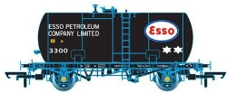 Class B Tank 35T GLW 'Esso' Black 3300 Original Suspension