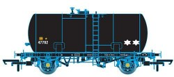 Class B Tank 35T FLW Esso Unbranded Black 47792 Revised Suspension